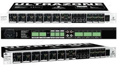 Behringer MS8000 8-Channel Microphone Splitter - Singh