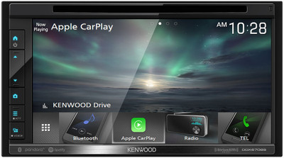 Kenwood DDX6705S DVD receiver - Singh Electronics