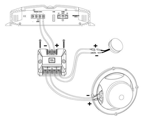 Jbl Club 9600c 6x9 Component Speaker System