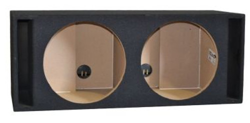 "Ported 12"" Subwoofer Box - Dual"