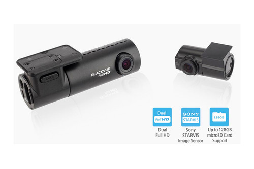 BlackVue DR590W-2CH 1080p Dual-Lens Dashcam