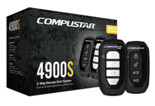 Compustar CS4900-S 2-Way Remote Starter