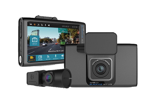 BlackVue DR750LW-NB Dashcam
