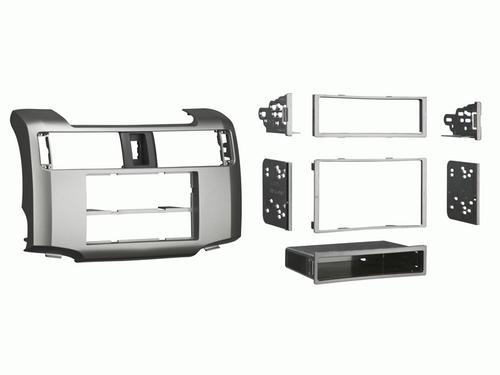 Metra 99-8227S Dash Kit for Toyota 4 Runner 2010 (Silver)