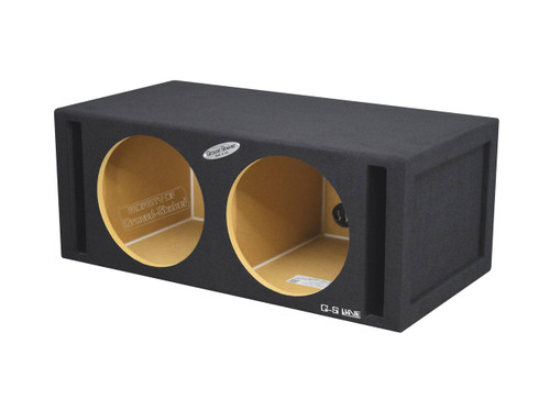 "12"" Dual Ported SPL Subwoofer Box"