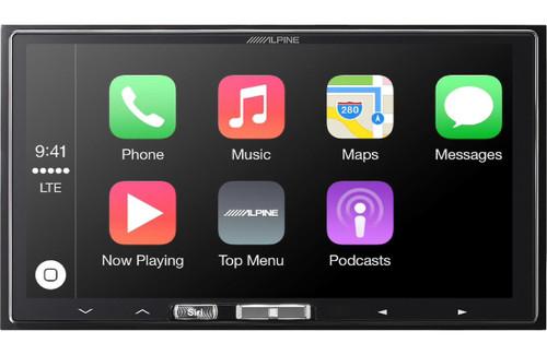 Alpine iLX-107 - wireless Apple CarPlay™
