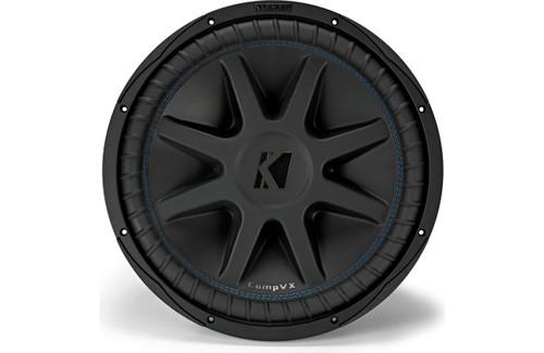 """Kicker 44CVX152 CompVX Series 15"""" subwoofer"""