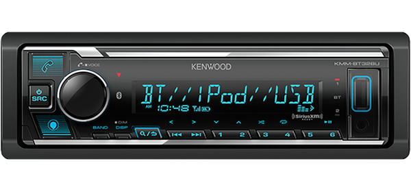 Bluetooth Car Stereos