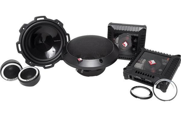 "5-1/4"" Component Speakers"