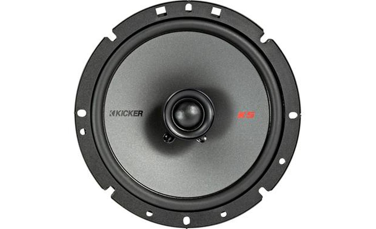 "6-3/4"" Speakers"
