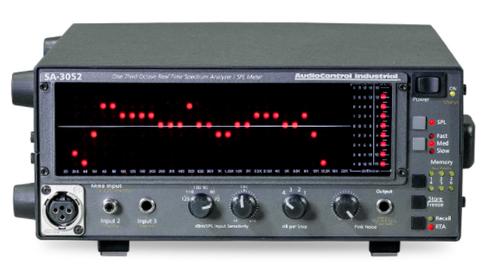 Audio Measurement Tools