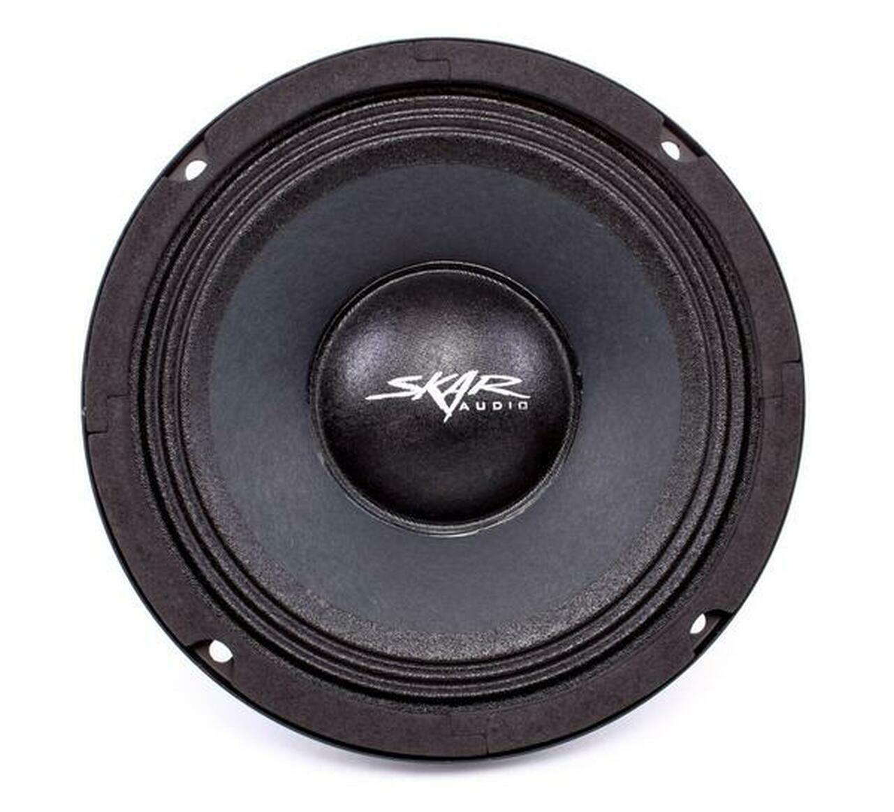 "6.5"" Speakers"