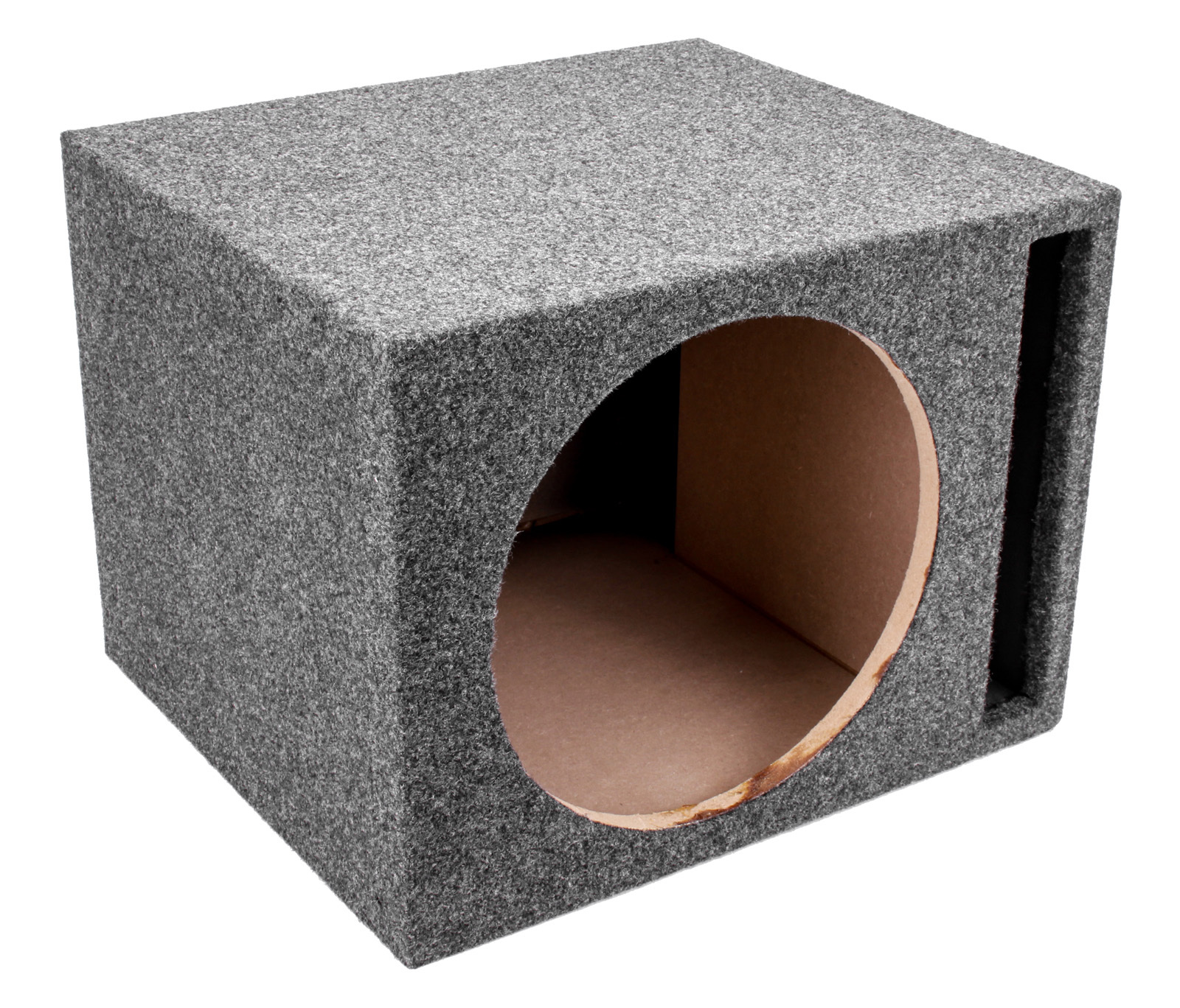 Ported Single Subwoofer Boxes