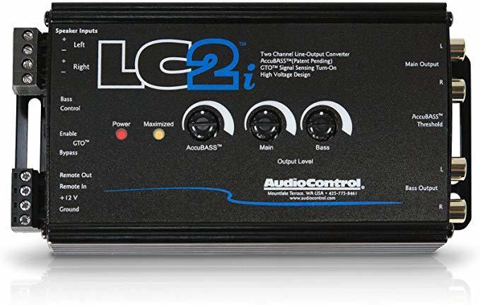 Line Output Converter