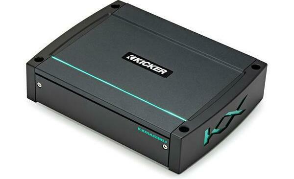 Monoblock (1-Channel) Amplifier