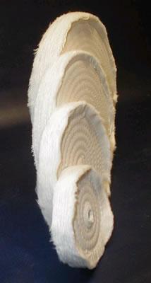 Spiral Sewn Cotton Wheel