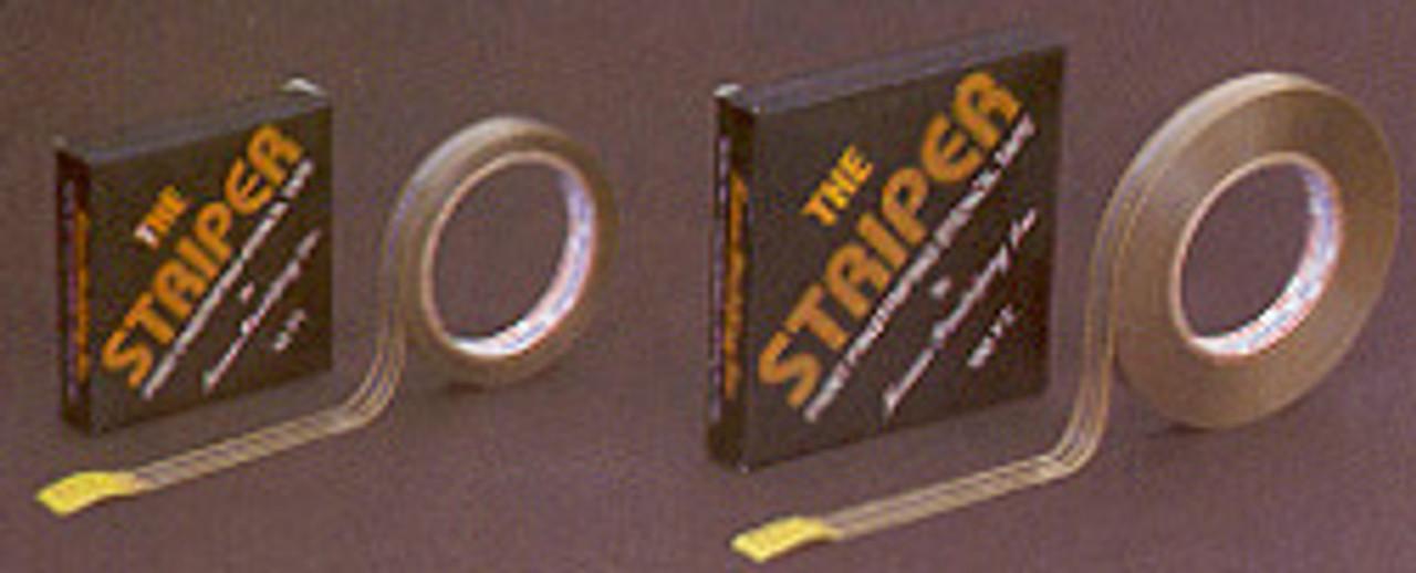 "STRIPER - 160' - 1/8"", 1/8"", 1/16"""