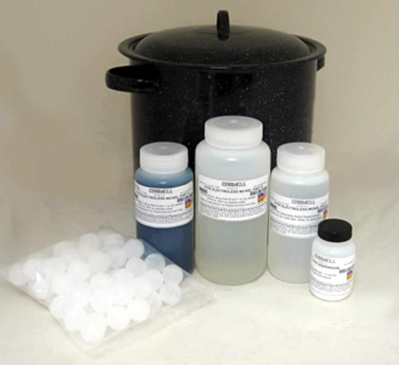 PTFE (Teflon¨) Electroless Nickel Kit - 1.5 Gal