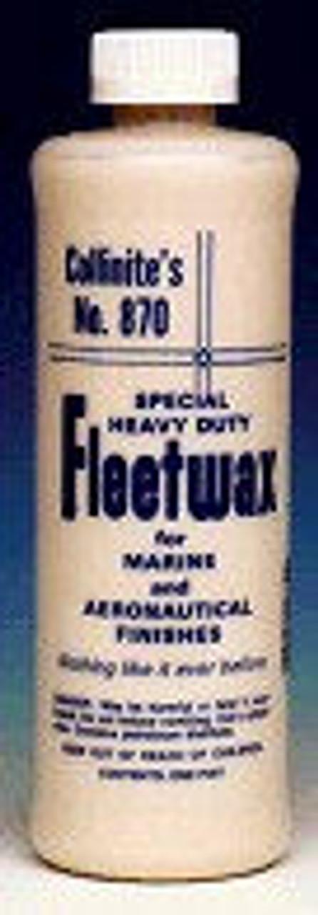 COLLINITE HEAVY DUTY LIQ FLEETWAX 1/2 GL