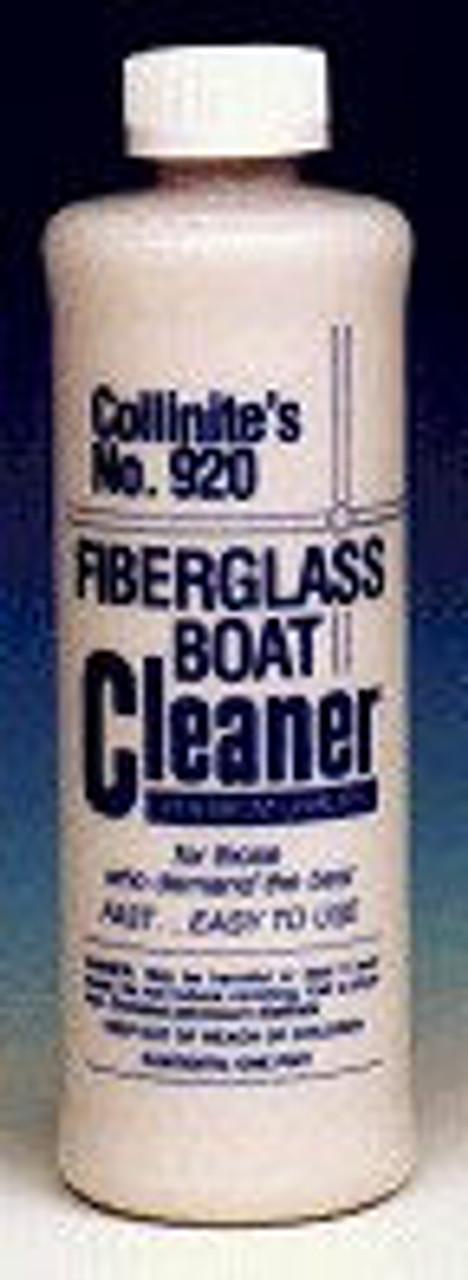 COLLINITE LIQUID FBRGLS BOAT CLNR 1/2 GL