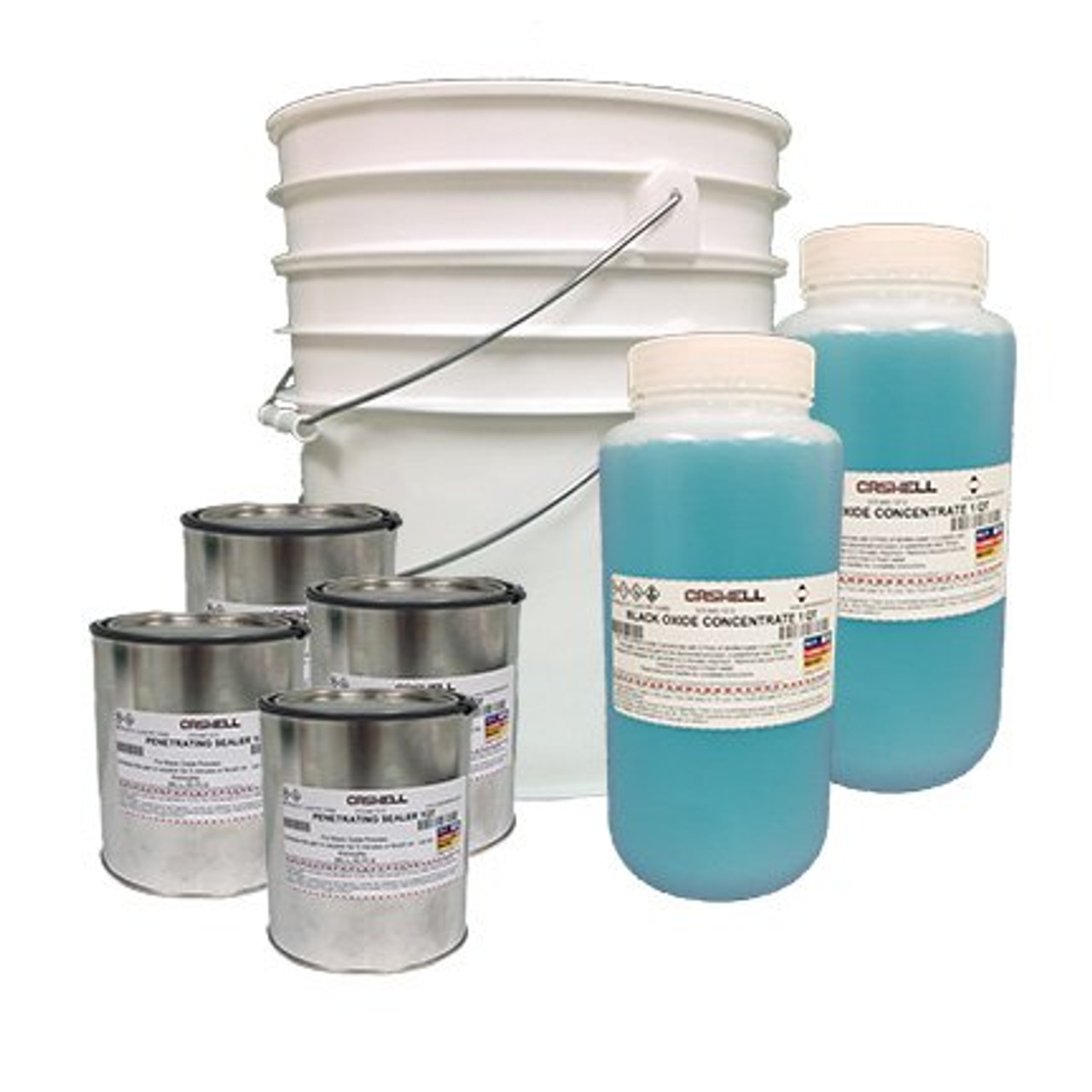 Black Oxide Kit - 2.5 Gal