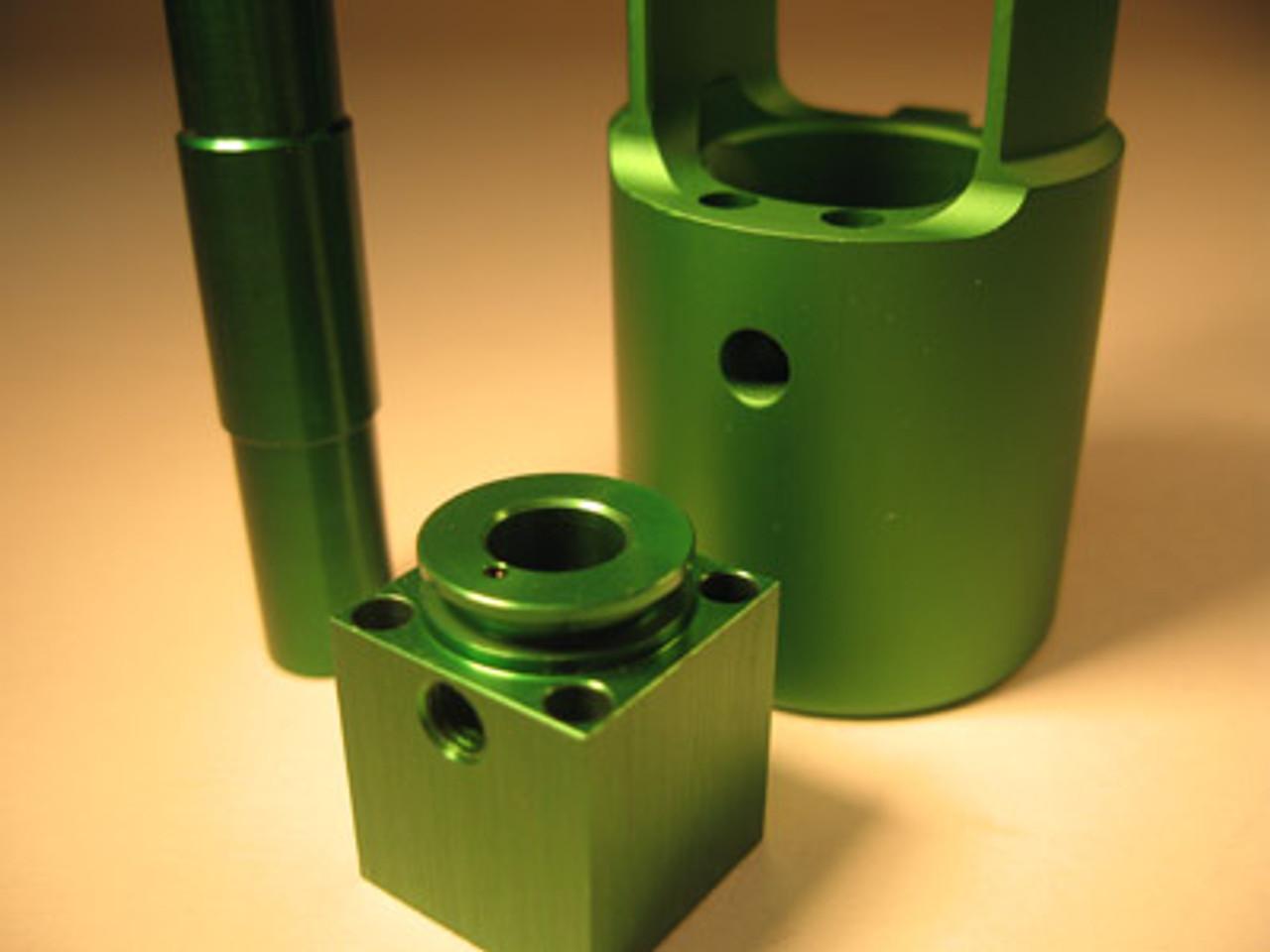 GREEN AEN ANODIZING DYE - 4OZ