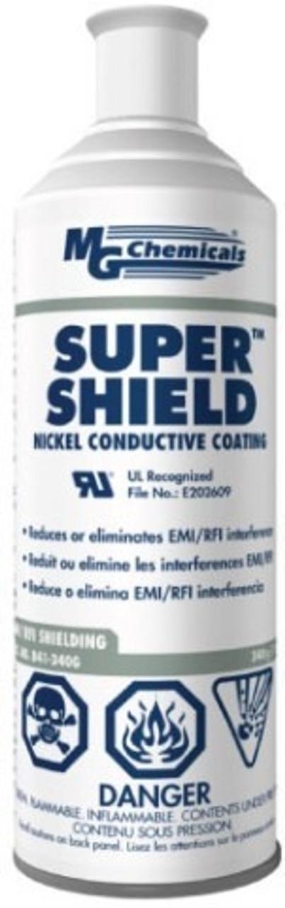 Nickel Conductive Paint - 340gm Aerosol