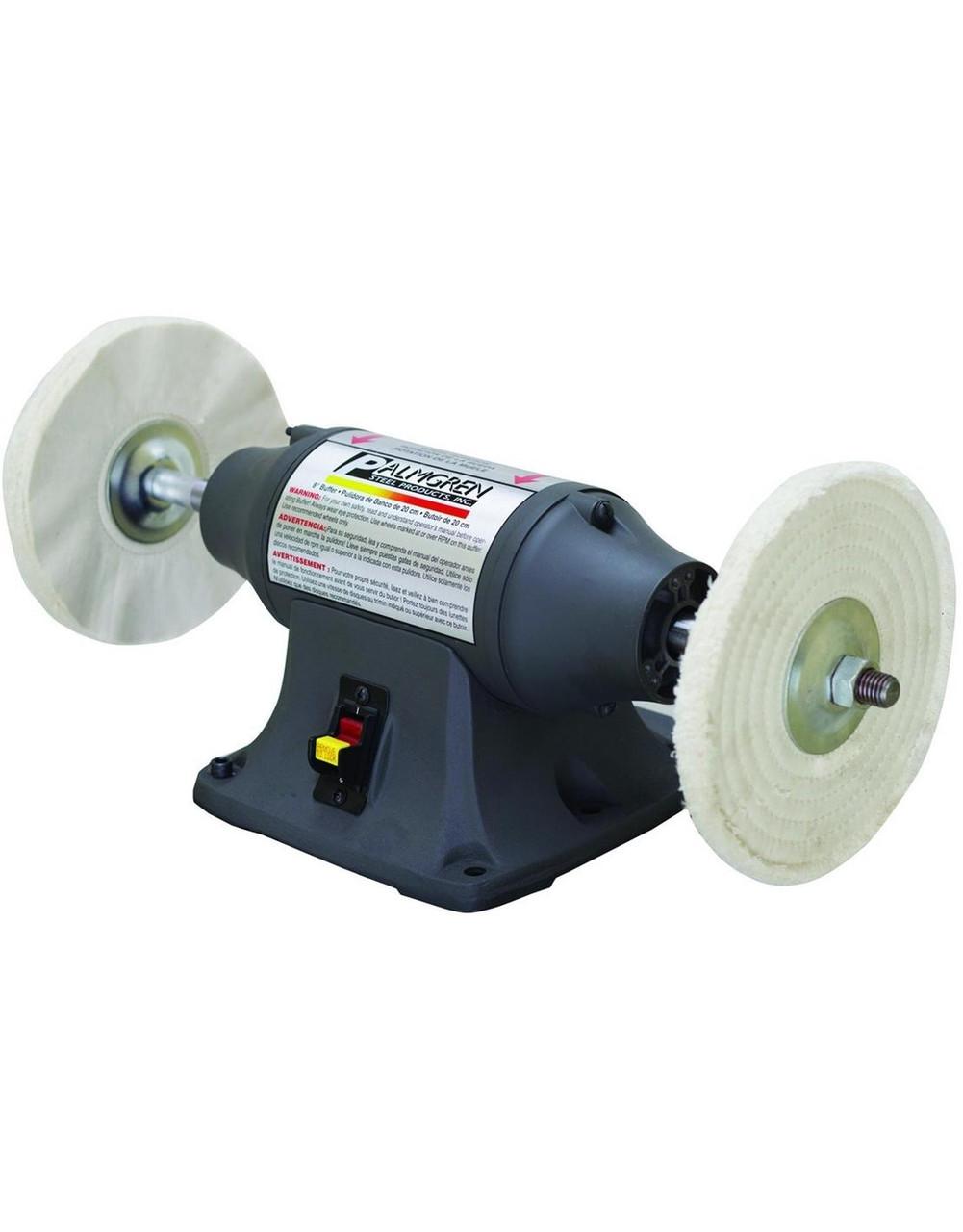 3/4HP 3450 RPM Buffing Machine