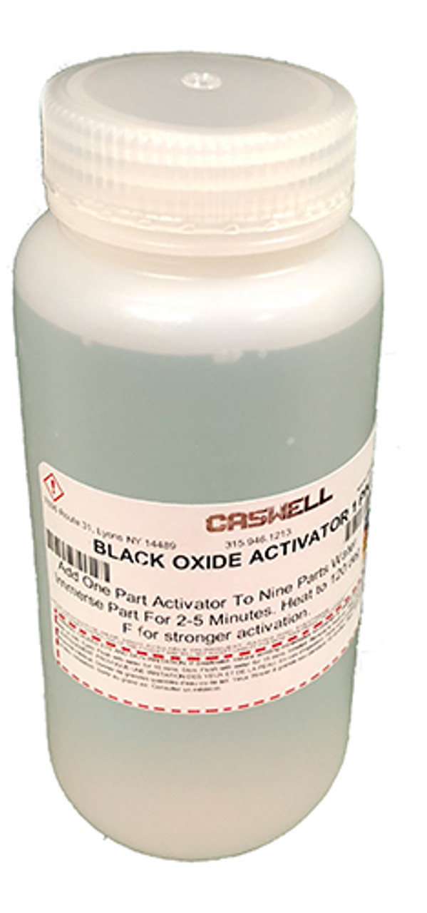 Black Oxide Activator 1 Pint (Makes 1.25 Gallons)