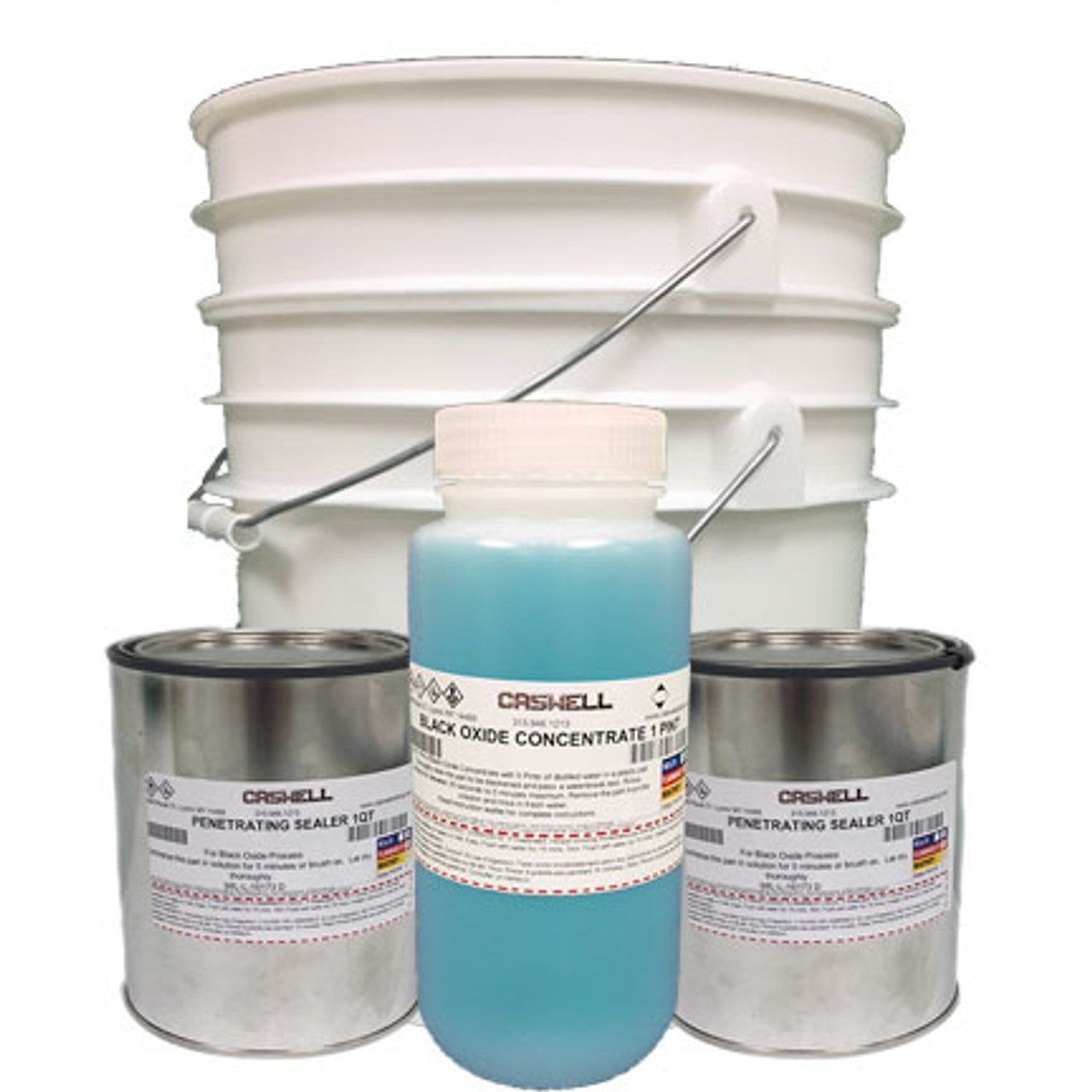 Black Oxide Kit - 1.25 Gal