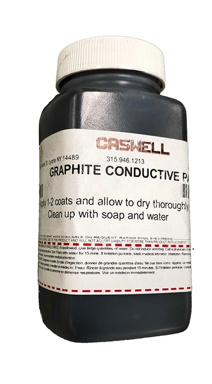 Graphite Conductive Paint - 4 fl oz