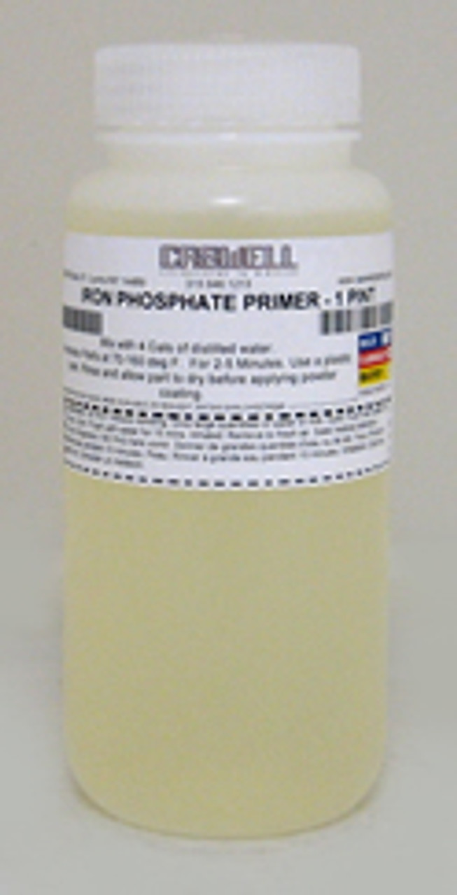 IRON PHOSPHATE PRIMER - 1 PINT