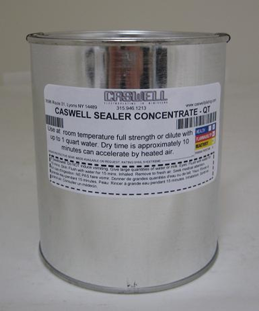 CASWELL SEALER CONCENTRATE - 1 GALLON