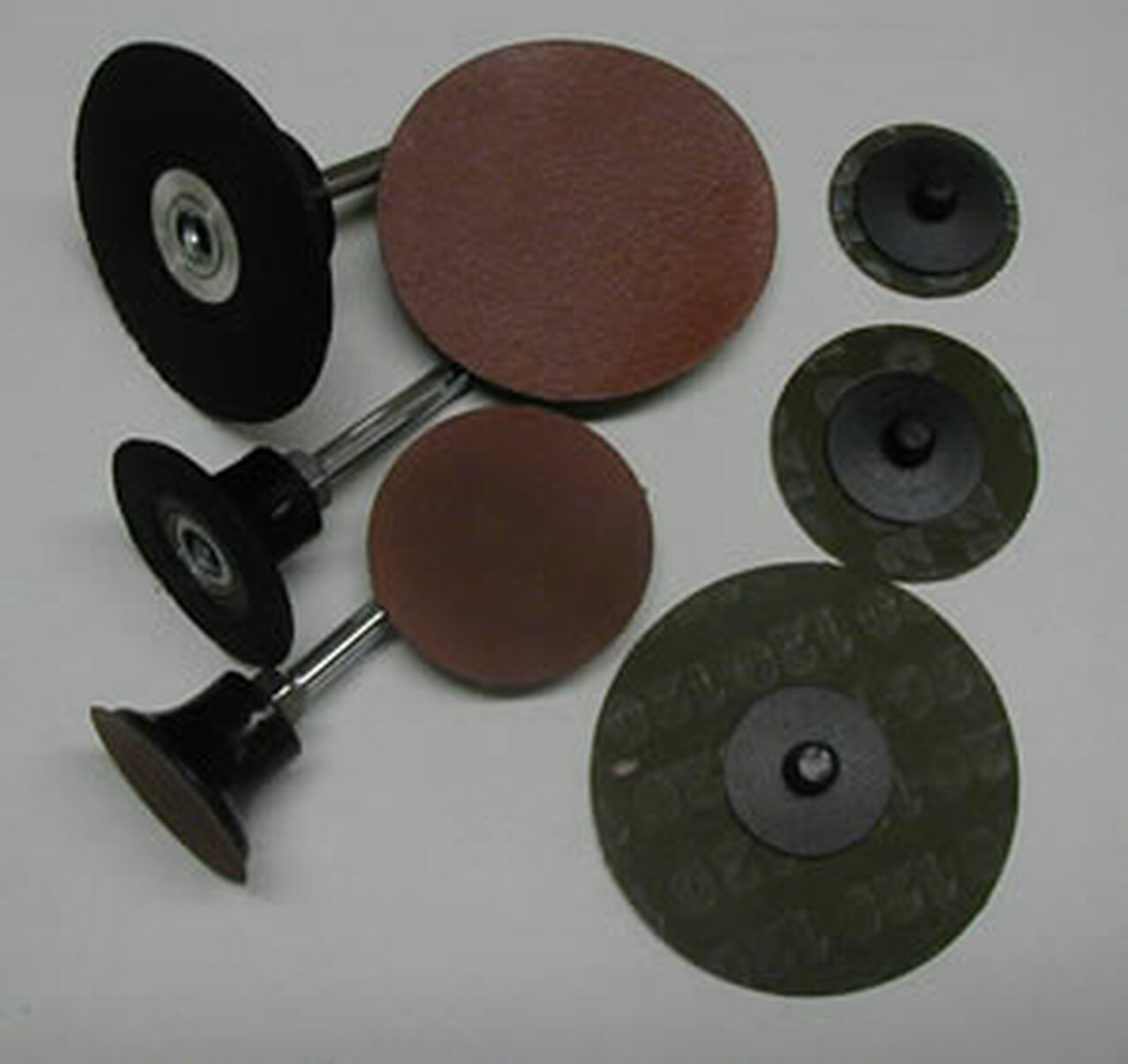 "Aluminum Oxide Sanding Disk 1.5"" - 36 Grit"
