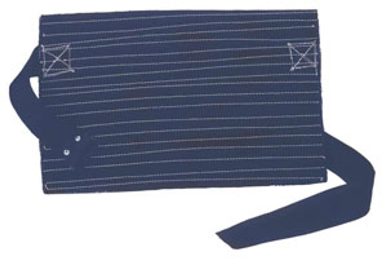"""BELLY-PAD BUFFING APRON 18"""" X 11"""""""