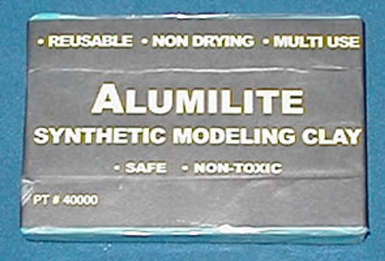 ALUMILITE MODELING CLAY