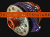 CHEVROLET CAPRICE 327-1967- 200AMP TEAM GP Alternator