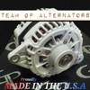 HYUNDAI SANTA FE  2.7L -2002-2004- 220 AMP TEAM GP ALTERNATOR