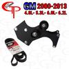 Team GP TRIPLE Alt Bracket 2000-2013 GM 4.8L- 5.3L- 6.0L-6.2L