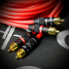GP Audio DH LABS Ultra HiFi RCA's 6 feet Strapping 1 Channel Cable