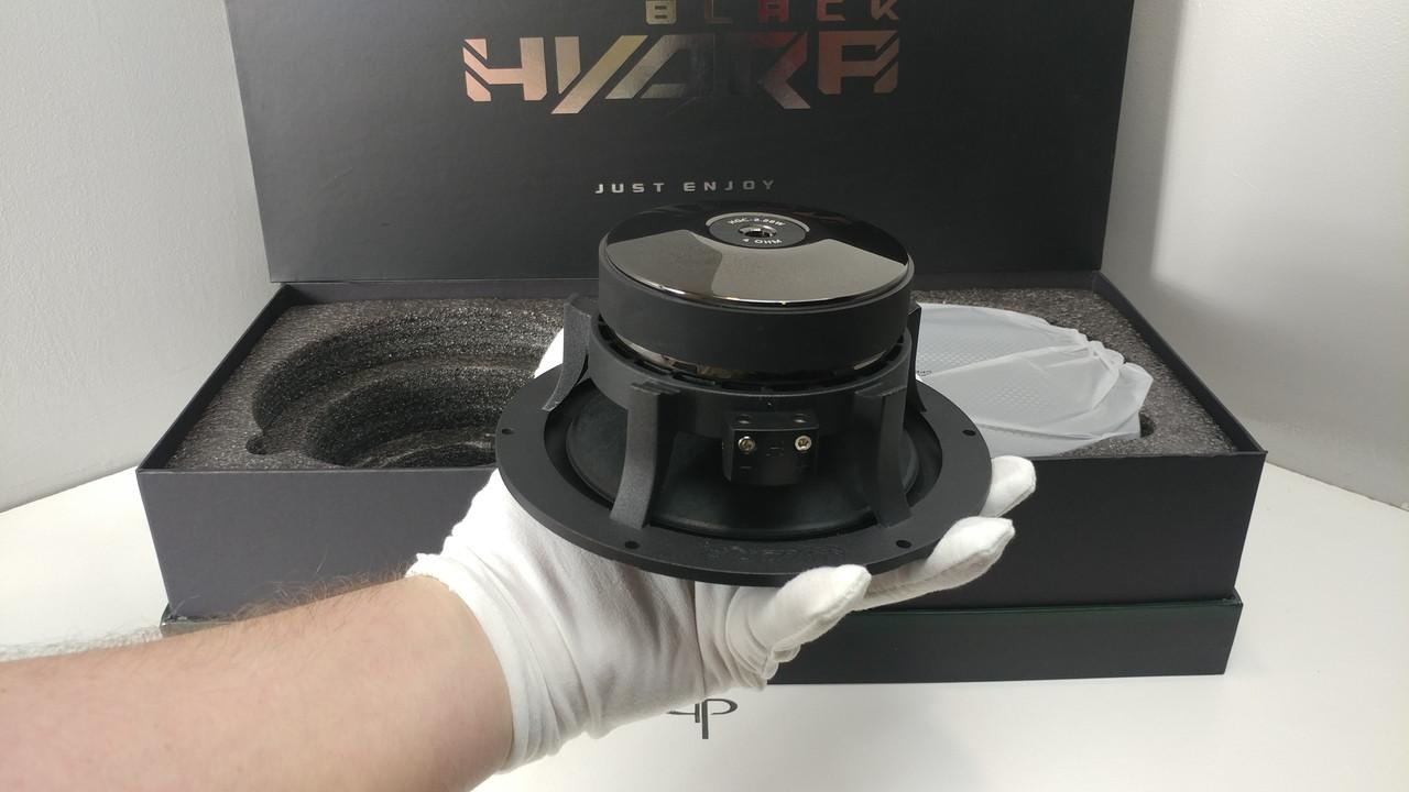 "Black Hydra HGC2.28 6.5"" 2-Way HiFi Component Set"