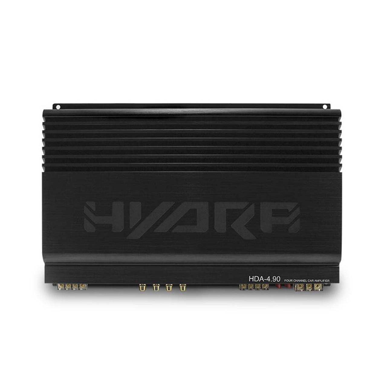 Black Hydra HDA4.90 HiFi Amplifier