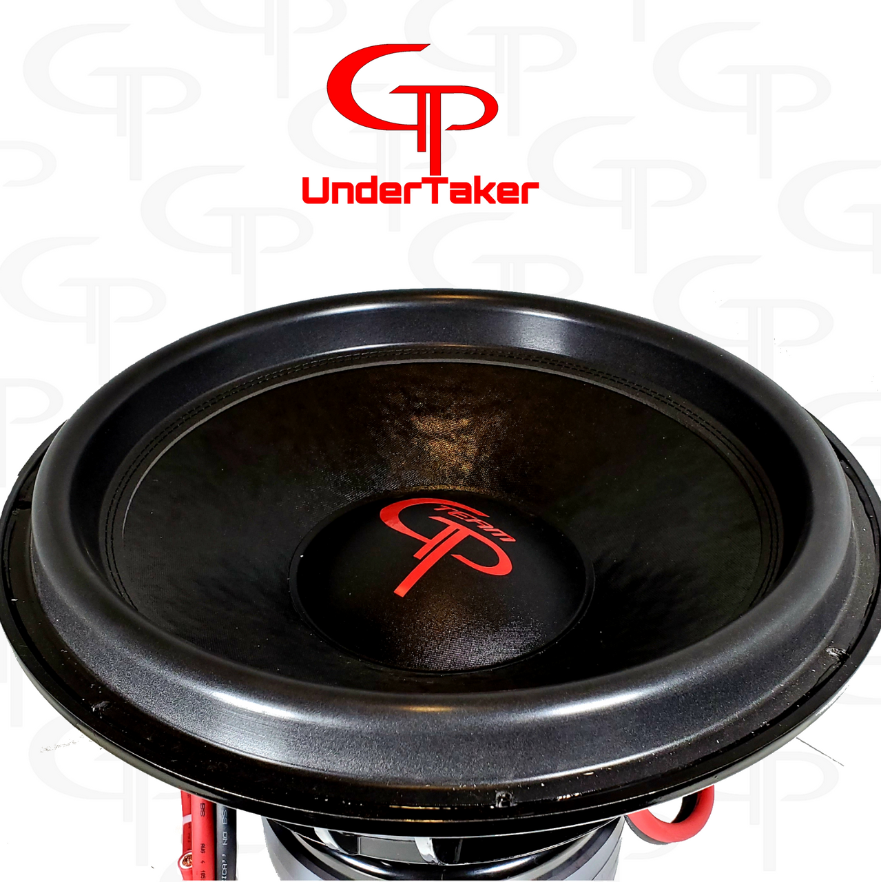 "**Team GP Undertaker 18"" Subwoofer UT18 5,000 RMS"