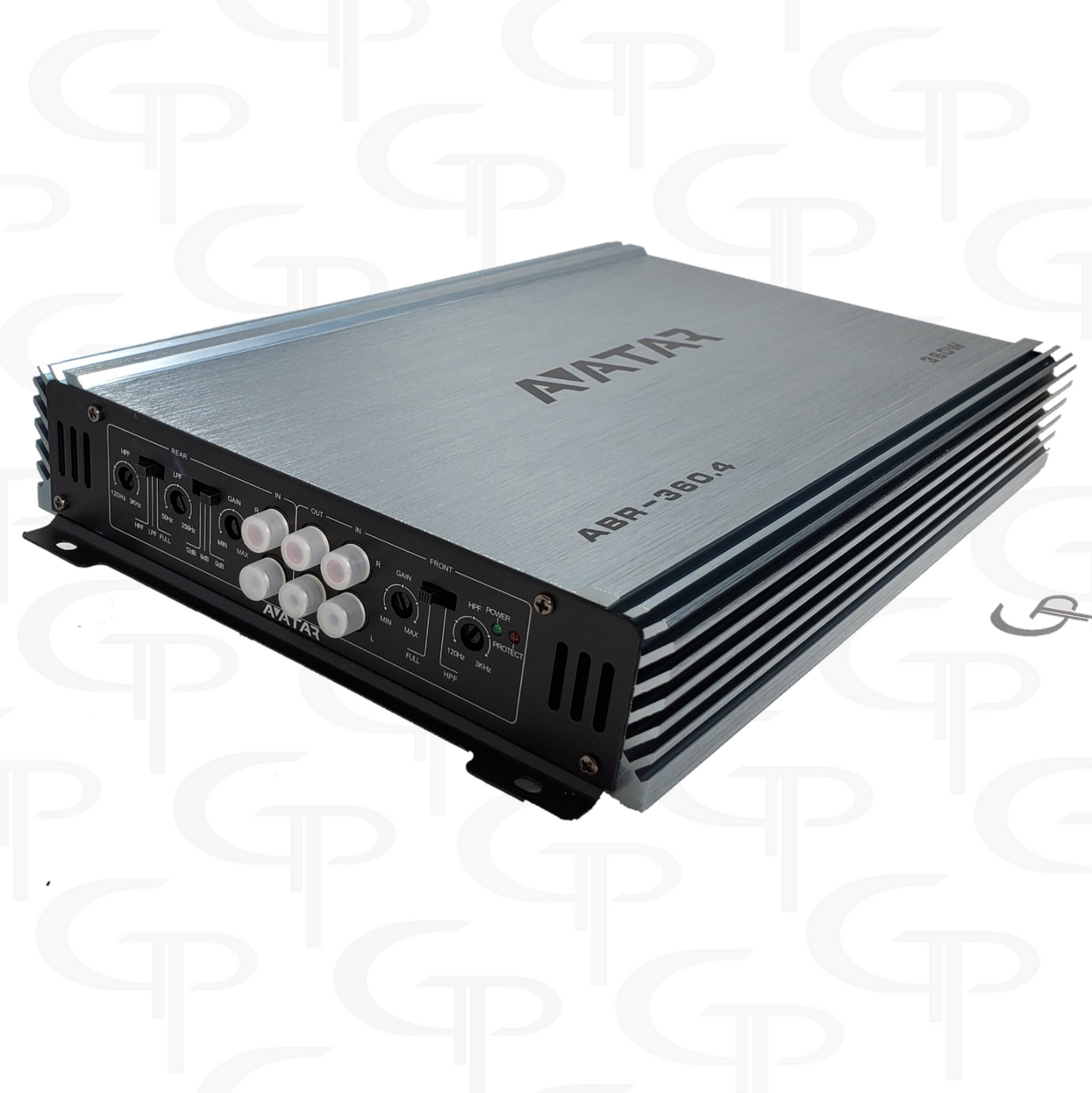 Avatar ABR-360.4 | 360 Watt 4-channel Amplifier