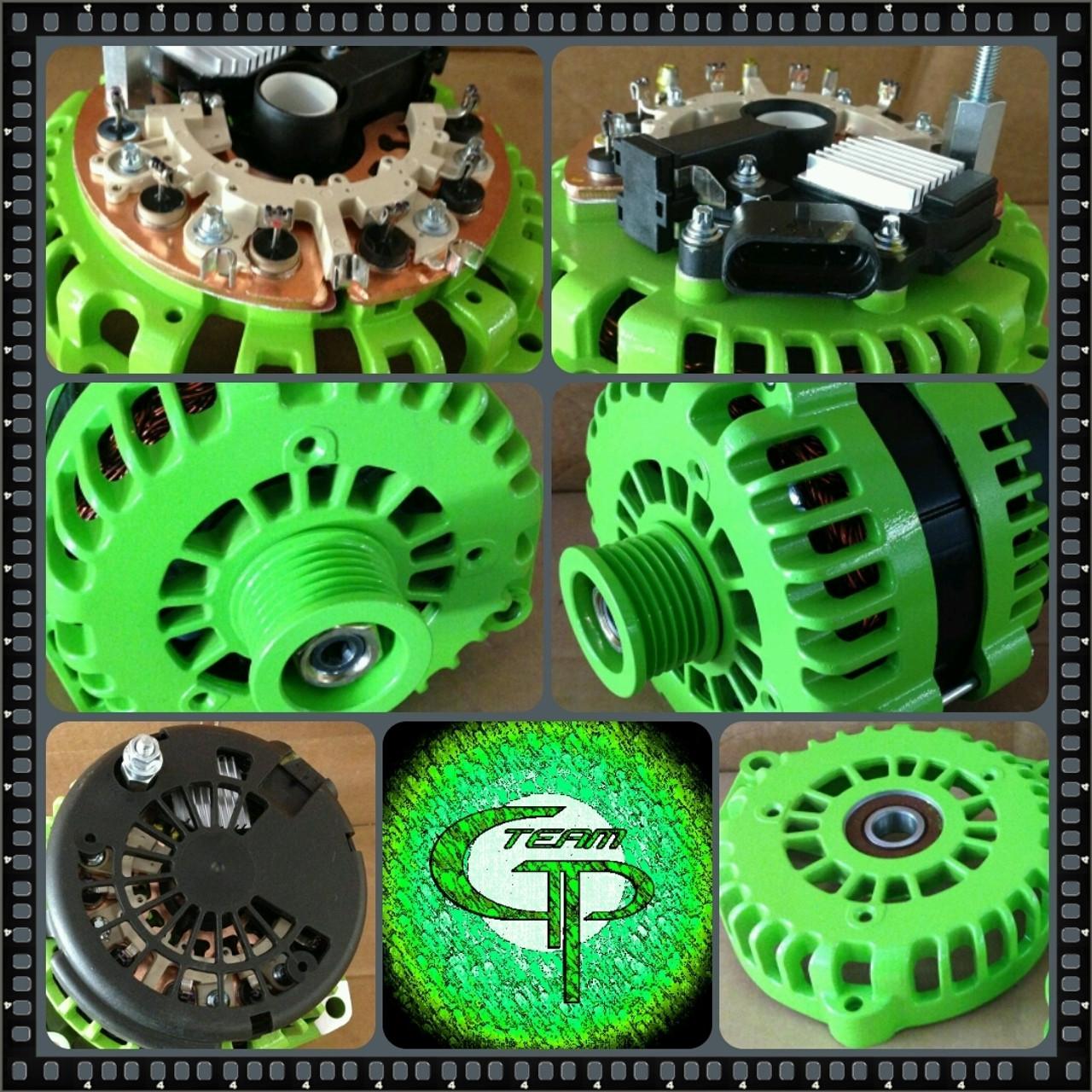 CHEVROLET CRUZE 1.4L  -2011-2014- 320 AMP TEAM GP Alternator
