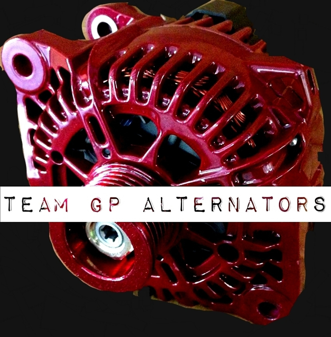 KIA OPTIMA 2.4L -2011-2014- 220AMP TEAM GP Alternator