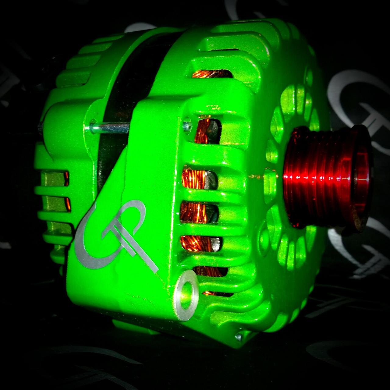 CHEVROLET CORVETTE 6.2L 300 AMP TEAM GP Alternator