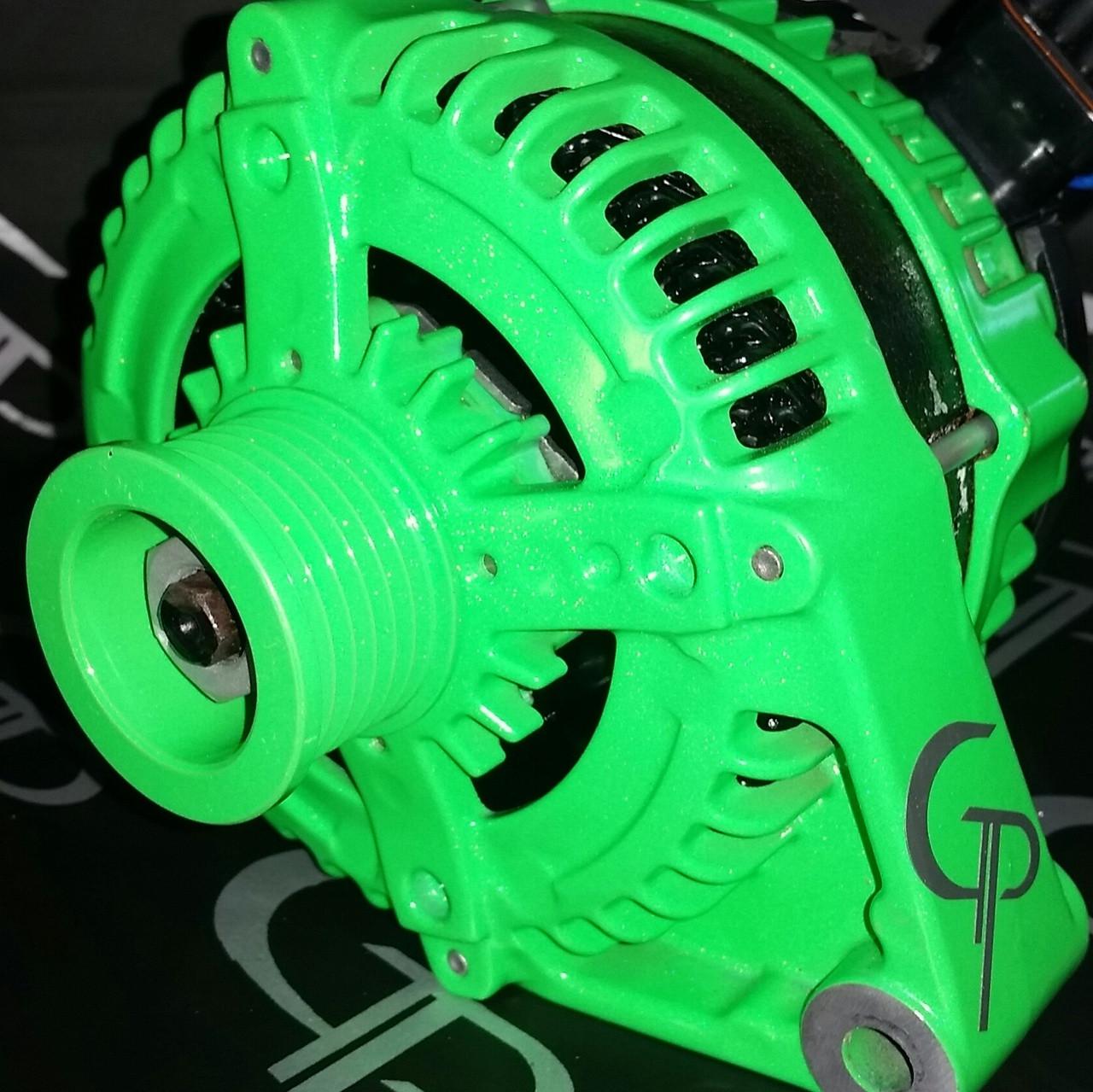 DODGE CALIBER 2.4L -2008- 300 AMP TEAM GP Alternator