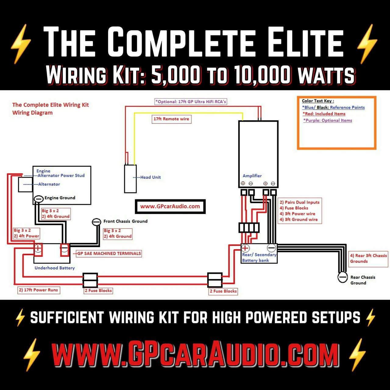 Dual 2 Channel Wiring Diagram On Dual 400 Watt Amp Wiring Diagram