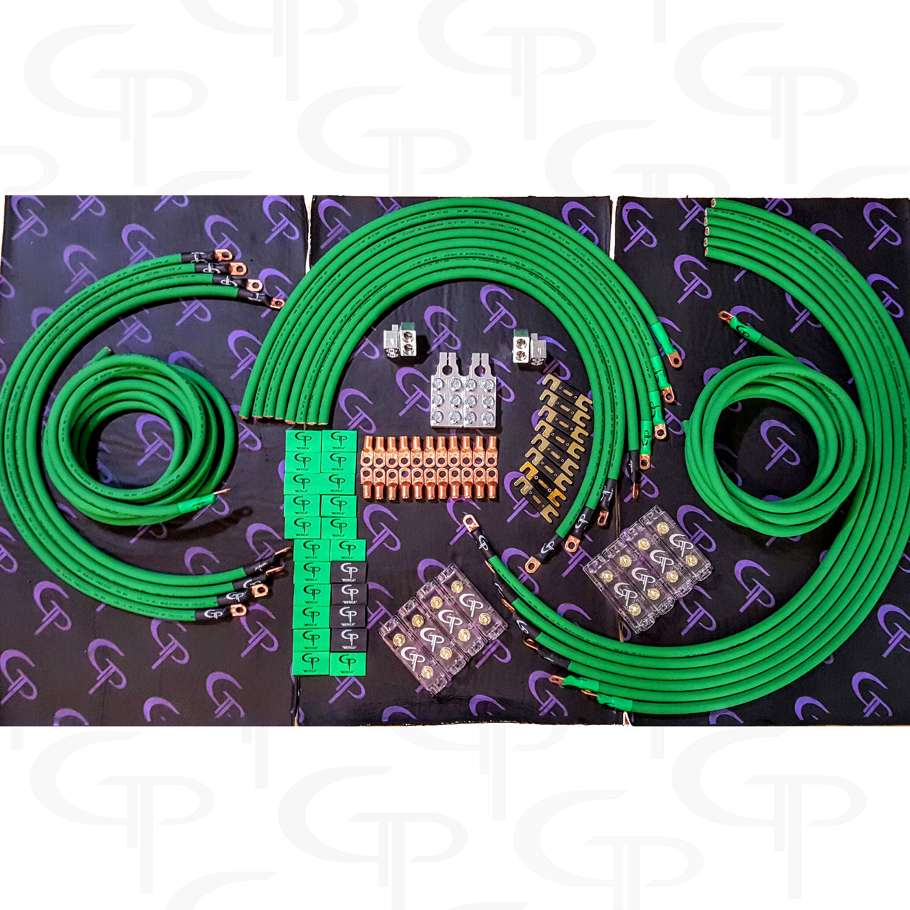 The Complete Elite 2 0 Awg Stage 3 Wiring Kit Gp Car Audio Shop